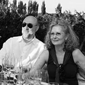 Karen and Peter's / Owner of Dartley Family Wines